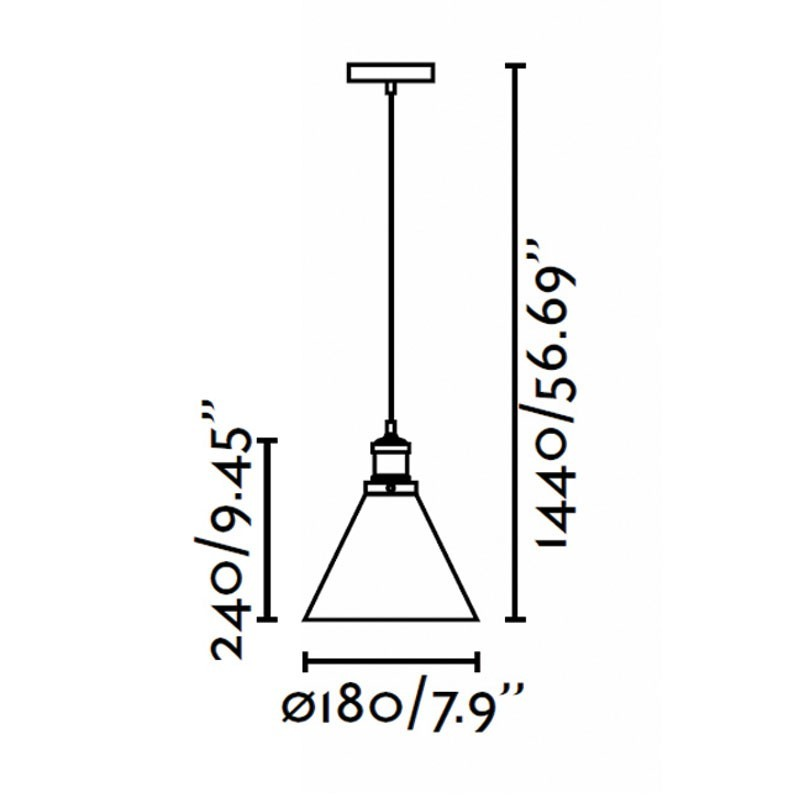 Люстра LIZ-1 Faro 65079