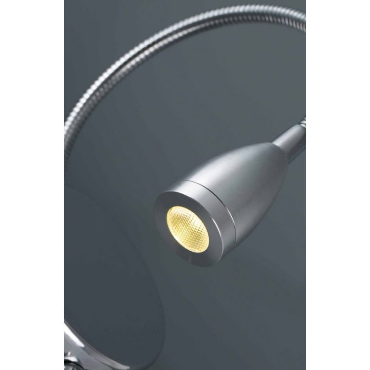 Бра LED Loke Faro хром 40994