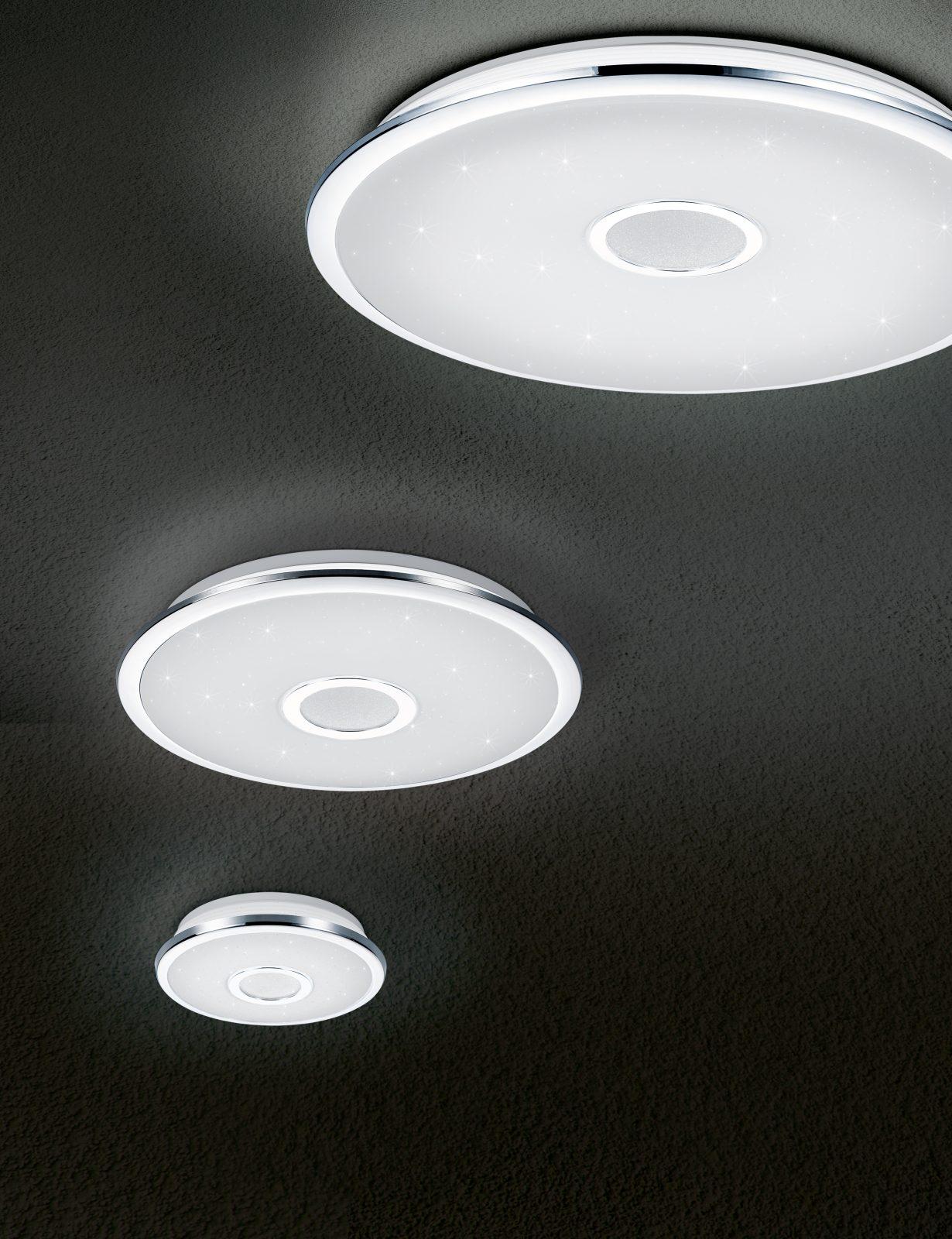 Светильник потолочный Trio 678711206