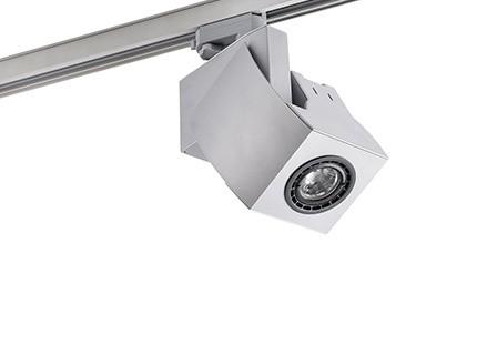 Faro NANO FOKUS Grey LED 7W 2700K 56°