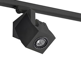 Faro NANO FOKUS Black LED 7W 2700K 56°