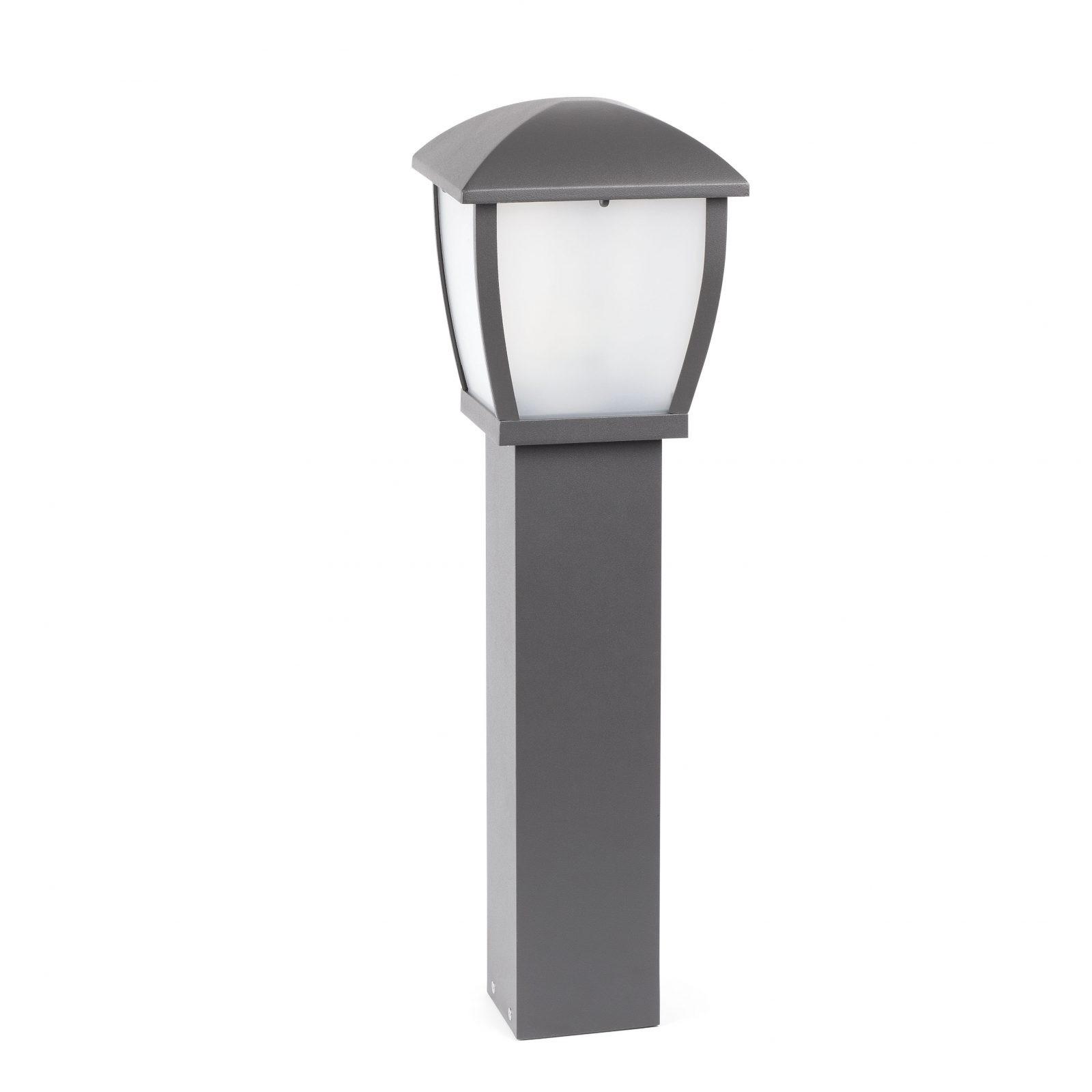 Faro MINI WILMA фонарь тёмно-серый 1хE27 11W