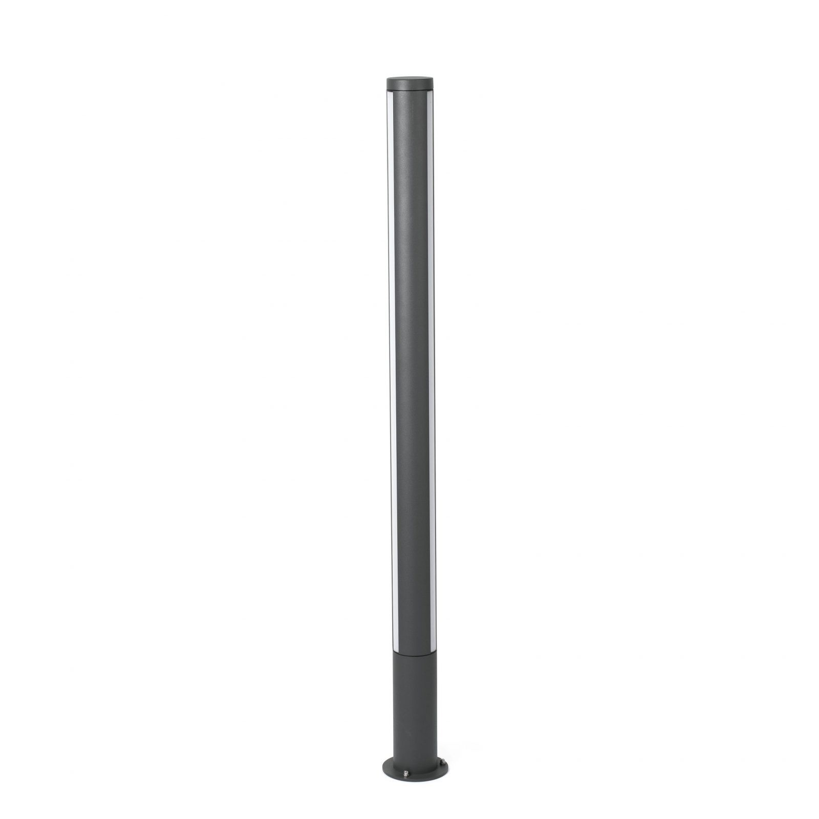 Faro GROP-2 LED Dark grey beacon lamp h125cm