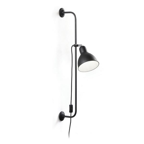 Ideal Lux SHOWER AP1 NERO 179643