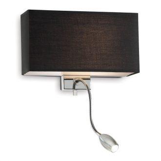 IDEAL LUX HOTEL AP2 NERO 35956