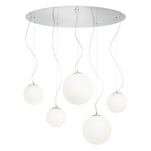 Ideal Lux MAPA BIANCO SP5 (043562)