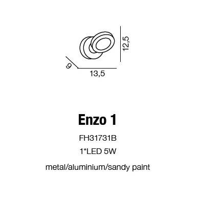 Azzardo Enzo 1 (FH31731B)