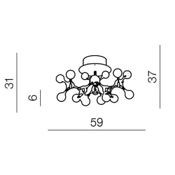 Azzardo Neurono 18 Top (MD 6199-18)