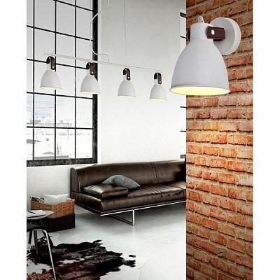 Azzardo Tessio Wall (2653-1X WH)
