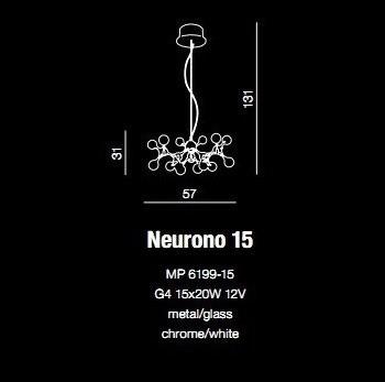 Azzardo Neurono 15 (MP 6199-15)