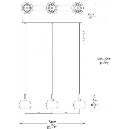 ZUMALINE P0076-03N-B5FZ CRYSTAL (78137)