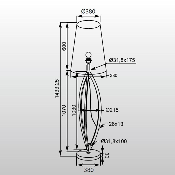 ZUMALINE LORITA TS-110314F-BK